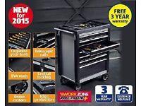 quality heavy duty titanium mobile tool box brand new in box unused