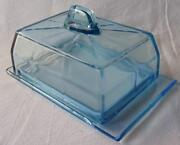 Butterdose Pressglas