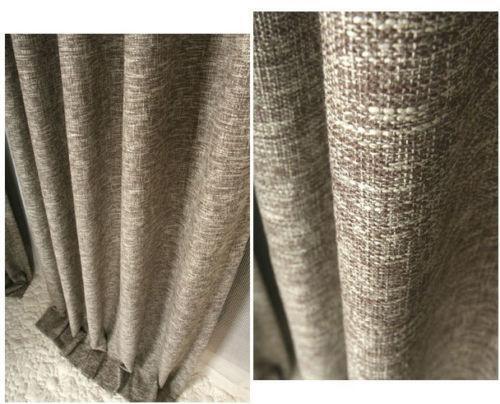 Tweed Curtains | EBay