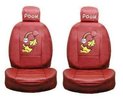 Winnie The Pooh Auto Coprisedili (Superiore Edizione Limitata) Similpelle Disney