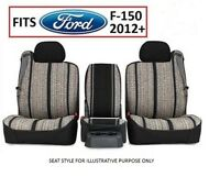 2012-2014 FORD F-150 PICK UP TRUCK 40/20/40 PREMIUM SEAT COVERS