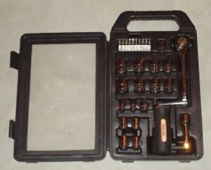 The Crank Socket Set