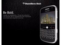 Unlocked BlackBerry Bold 9700 Smartphone - Black