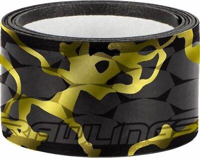 Rawlings Premium Bat Grip (RAWLINGS 2018 PREMIUM POLYMER BAT GRIPS - LIGHT 1.00 MM - GOLD)