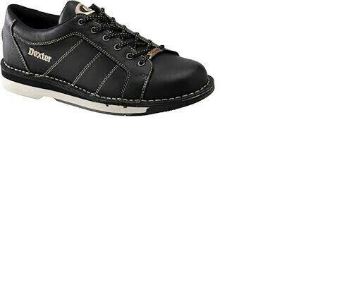 Dexter Mens SST 5 LX Black Left Bowling Shoes size 15 Brand