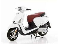 2021 Kymco Like 125cc Petrol white Automatic