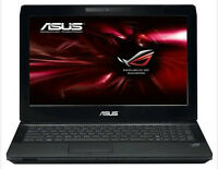 ASUS G53JW *ROG* Intel Core i7 Turbo 2.93 ghz 8GB 500GB 7200RPM