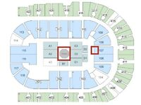 2 x UFC Fight Night Tickets. Row B. BLOCK 107. Offers Welcome
