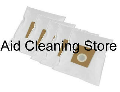 5 x BOSCH Type G High Filtration Cloth Hoover Vacuum Cleaner Dust Bags