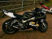 Kawasaki zx7r ninja sale or swap car