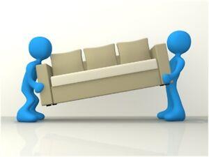 Service de transport de meubles