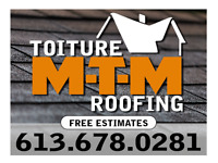 Toiture M-T-M Roofing