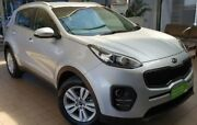 2017 Kia Sportage QL MY17 Si 2WD Silver 6 Speed Sports Automatic Wagon Belconnen Belconnen Area Preview