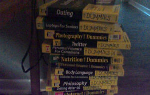 3 FOR 10 BUCK,NUMEROUS BOOK FOR DUMMIES