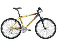Mountain bike, good commuter
