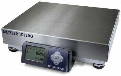 Mettler Toledo Bc6l Shipping Scale150lb X .1ozss Platter-bca-222-6lu-1501-110