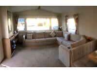 EX DEMO 3 BED STATIN CARAVAN AVAILIABLE ON CHERRY TREE HOLIDAY PARK GORLESTON GREAT YARMOUTH NORFOLK