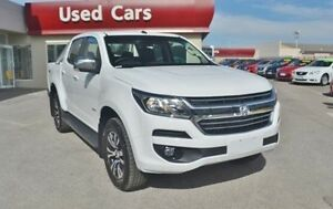 2017 Holden Colorado RG MY17 LTZ Pickup Crew Cab White 6 Speed Manual Utility Bayswater Bayswater Area Preview