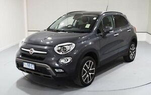 2015 Fiat 500X 334 Cross Plus AWD Grey 9 Speed Sports Automatic Wagon Invermay Launceston Area Preview