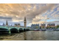 Tour guide part-time London