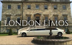London Limos are Recruiting Part Time Chauffeurs / Drivers, Driving Job, Vehicle Provided.