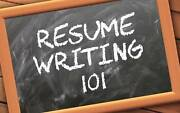 Resume and Cover Letter Writing Services Berwick Casey Area Preview