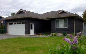 Custom built ( 2yrs old) 5 bed home includes a 2 bedroom suite