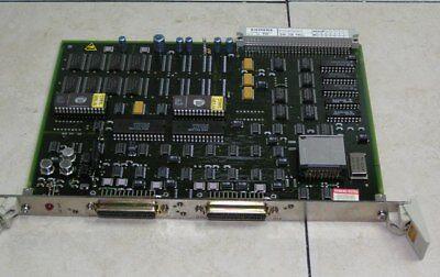 Siemens Sinumeric 810 M 6fx1125-8ab04 Tested Warranty