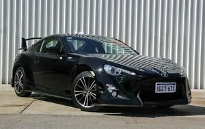 2015 Toyota 86 ZN6 GTS Black 6 Speed Manual Coupe Willetton Canning Area Preview