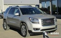 2016 GMC Acadia SLT NAV Heated Leather Remote Start Sunroof