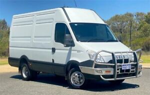 2012 Iveco Daily MY12 50C17 LWB/Mid White 8 Speed Automatic Van Cannington Canning Area Preview