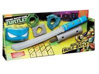 Brand new Teenage mutant ninja turtles build & battle Leo set