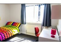 **Student** En-Suite Double Bed, **All Bills Included** **No Fee No Deposit** £75 per week, BD5 0NH