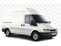 Man with a van , same day bookings welcome