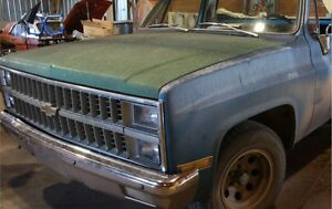 Wanted  80s Chevy parts