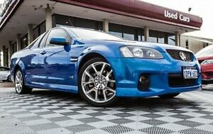 2011 Holden Ute VE II SS Thunder Blue 6 Speed Sports Automatic Utility Alfred Cove Melville Area Preview