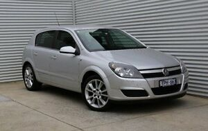 2005 Holden Astra AH MY05 CDX Silver 4 Speed Automatic Hatchback Thomastown Whittlesea Area Preview