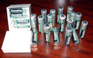 Recharchable AA. And AAA batteries