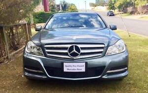 2011 Mercedes-Benz C200 CDI Upper Coomera Gold Coast North Preview