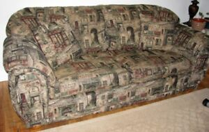 Fauteuil 2 places 1/2 - Solid couch 2 1/2 places