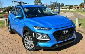 2019 Hyundai Kona OS.2 MY19 Go 2WD Blue 6 Speed Sports Automatic Wagon Ingle Farm Salisbury Area Preview
