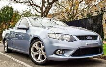 2008 Ford Falcon FG XR8 Ute Super Cab Silver 6 Speed Sports Automatic Utility Medindie Walkerville Area Preview