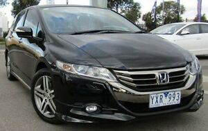 2012 Honda Odyssey 4th Gen MY12 Luxury Black 5 Speed Sports Automatic Wagon Meadow Heights Hume Area Preview