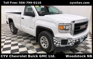 2015 GMC Sierra 1500 Regular Cab 2WD 8 Box