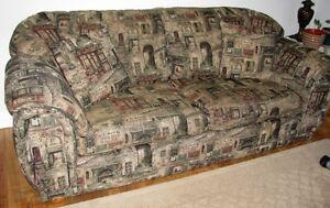 Fauteuill 2 1/2 - Couch size 2 1/2