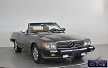 Mercedes-benz sl 560 pelle-hard  bizona
