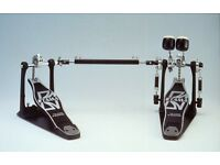 TAMA IRON COBRA DOUBLE BASS PEDALS & CARRY CASE