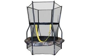 New Skywalker Trampolines 48'' Round Mini Trampoline with Enclosure for Kids PICKUP ONLY - PU5