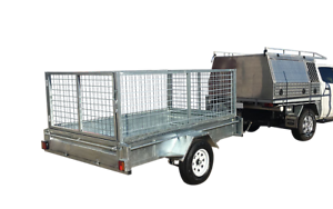 8x5 1500kg Single Axle $37p/w hot dip Galvanised Garbutt Townsville City Preview