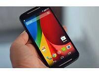 Motorola Moto G 2nd Gen 4G 5-Inch **UNLOCKED ANY SIM ** Android smartphone